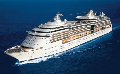 Royal Caribbean cruise New Orleans